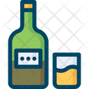 Alcohol Wiskey Bottle Bottle Icon