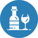 Alcohol Glass Cocktail Icon