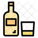 Whiskey Drink Beverages Icon