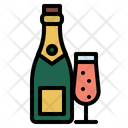 Alcohol Champagne Cheers Icon