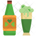 Alcohol St Patrick Day Drink Icon