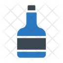 Wine Alcohol Bottle Icon