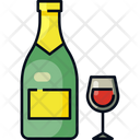 Bar Minibar Drink Icon