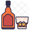Liqueur Alcohol Drink Icon