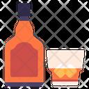 Liqueur Alcohol Drink Icon