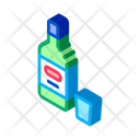 Bottle Drink Glass Icon