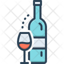 Alcohol Cocktail Beverage Icon