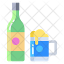 Abeer Beer Beer Glass Icon