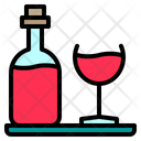 Alcohol Wine Beverage Icon