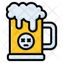 Alcohol Beer Glass Icon