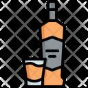 Alcohol Whisky Wine Icon