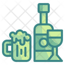 Alcohol Drink Food Icon