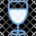 Alcohol Champagne Flute Icon