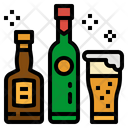 Alcohol Drinks Whiskey Icon