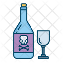Alcohol Drink Poison Icon
