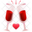 Alcohol Wine Drink Icon
