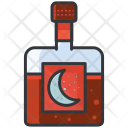 Alcohol Night Cap Icon
