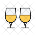 Alcohol Champagne Drink Icon
