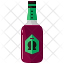 Alcohol Bottle Drink Icon