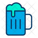 Beear Mug Jar Drink Icon