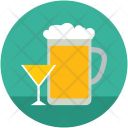 Alcohol Beer Mug Icon