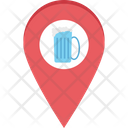 Alcohol Bar Icon