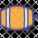 Alcohol Barrel Barrel Cask Icon
