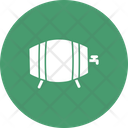 Alcohol Barrel Icon
