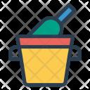 Basket Cart Bottle Icon