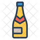 Bottle Water Beer Icon
