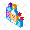 Glass Drink Bottle Icon