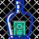 Aalcohol Bottle Icon
