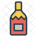 Bottle Wine Beer Icon