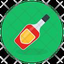 Champagne Bottle Alcohol Bottle Wine Bottle Icon