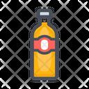 Whisky Bottle Wine Bottle Beer Bottle Icon