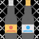 Alcohol Bottles Icon