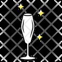 Alcohol Drink Glassware Icon