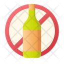 Alcohol Free Icon