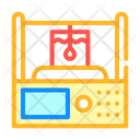 Alcohol Meter Color Icon
