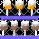 Alcohol Serving Serve Alcohol Serve Wine Icon
