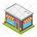 Alcohol Shop Icon