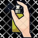 Alcohol Spray Icon