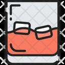 Alcohol Tumbler Icon