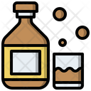 Alcoho Food And Restaurant Brandy Icon