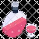 Wine Alcoholic Drink Booze Icon
