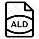 Ald File Icon