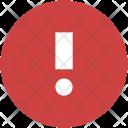 Alert Caution Danger Icon