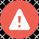 Alert Caution Error Icon