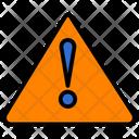 Alert Warning Error Icon
