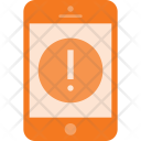 Mobile Alert Smartphone Icon